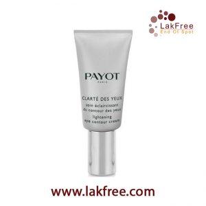 کرم دور چشم ابسولوت پیور وایت پایو (Payot Absolute Pure White Eye Contour Cream)