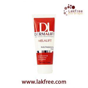 کرم روشن کننده بدن ملالیفت درمالیفت (Dermalift Melalift Body Depigmenting Cream)